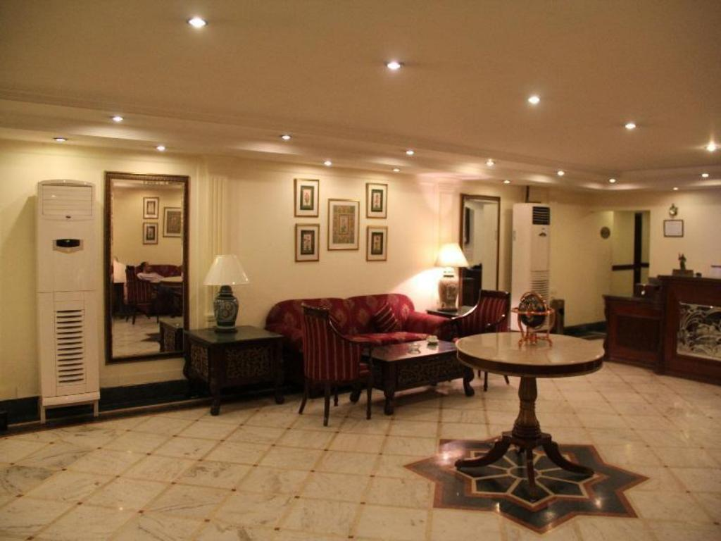 More about Qutub Residency