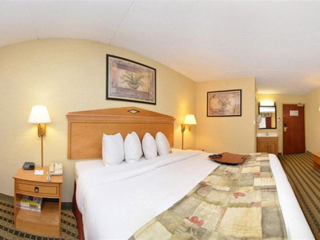 King Room Best Western Rochester Marketplace Inn