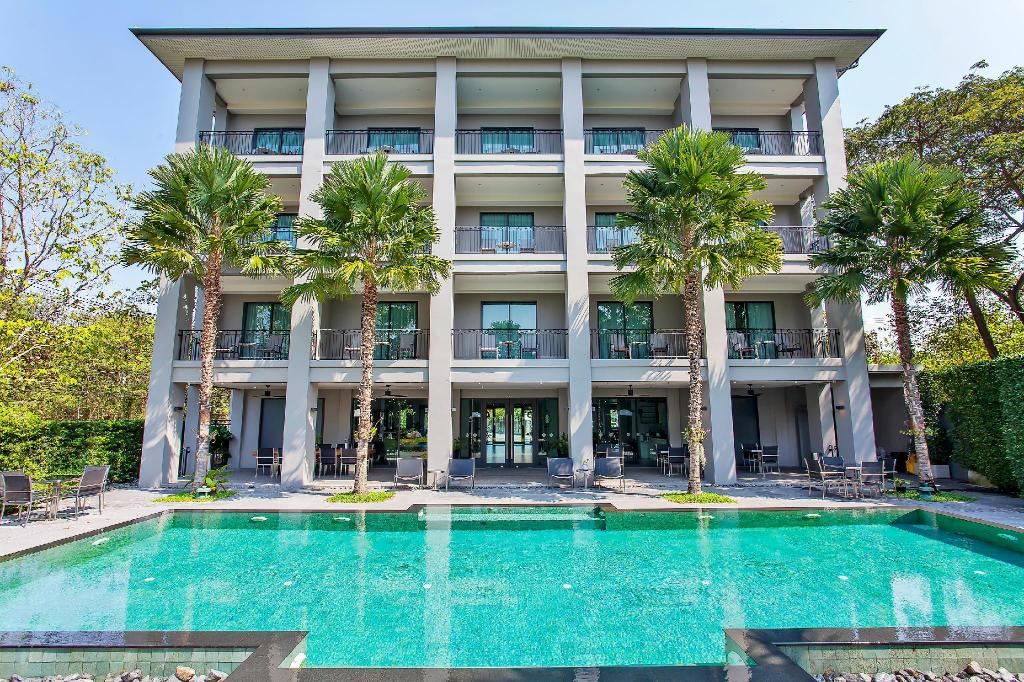Palm Springs Resorts >> Palm Springs Resort 20br With Pool 1km To Beach Jomtien