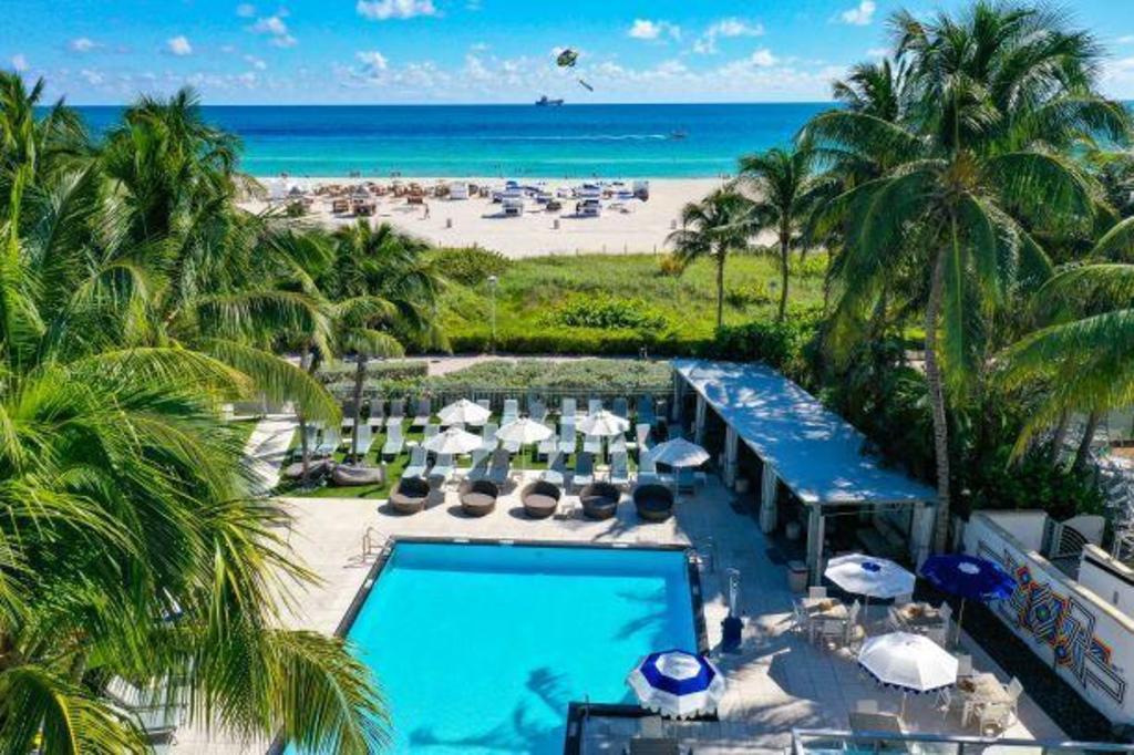 The Sagamore Hotel South Beach In Miami