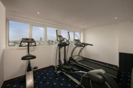 Fitness center Quoc Hoa Premier Hotel and Spa