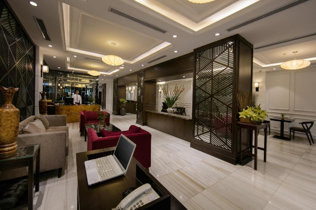 Foyer Quoc Hoa Premier Hotel and Spa