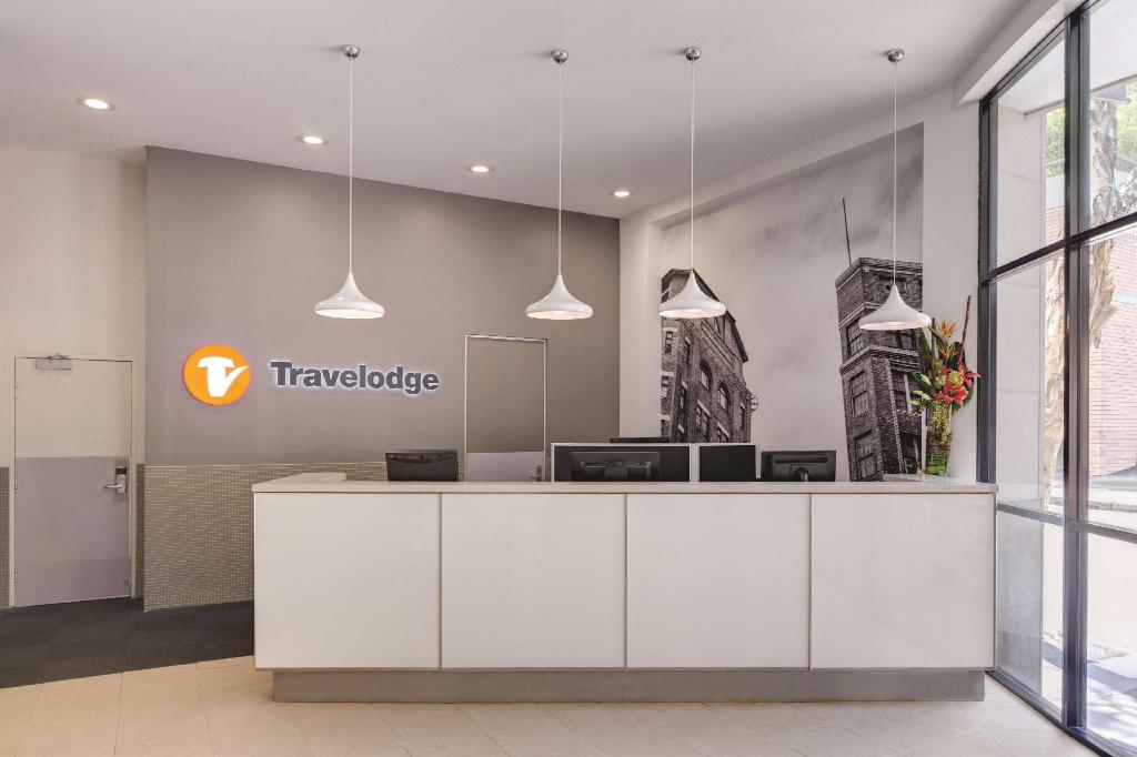 Lobby Travelodge Hotel Sydney