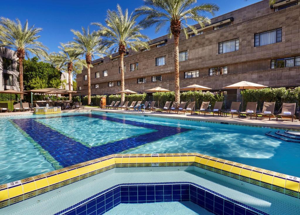 Arizona Biltmore A Waldorf Astoria Resort in Phoenix (AZ ...
