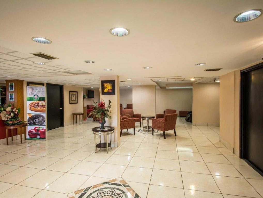 Hotellet indefra Quality Inn Orlando Airport