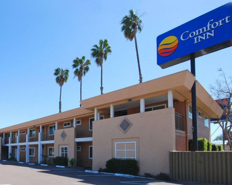 More about Comfort Inn San Diego At The Harbor San Diego