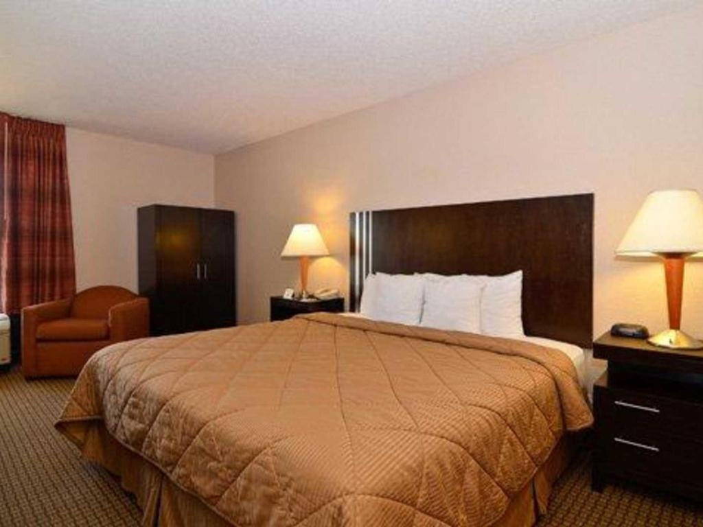1 King Bed Accessible - Guestroom Comfort Inn Hwy. 290/NW