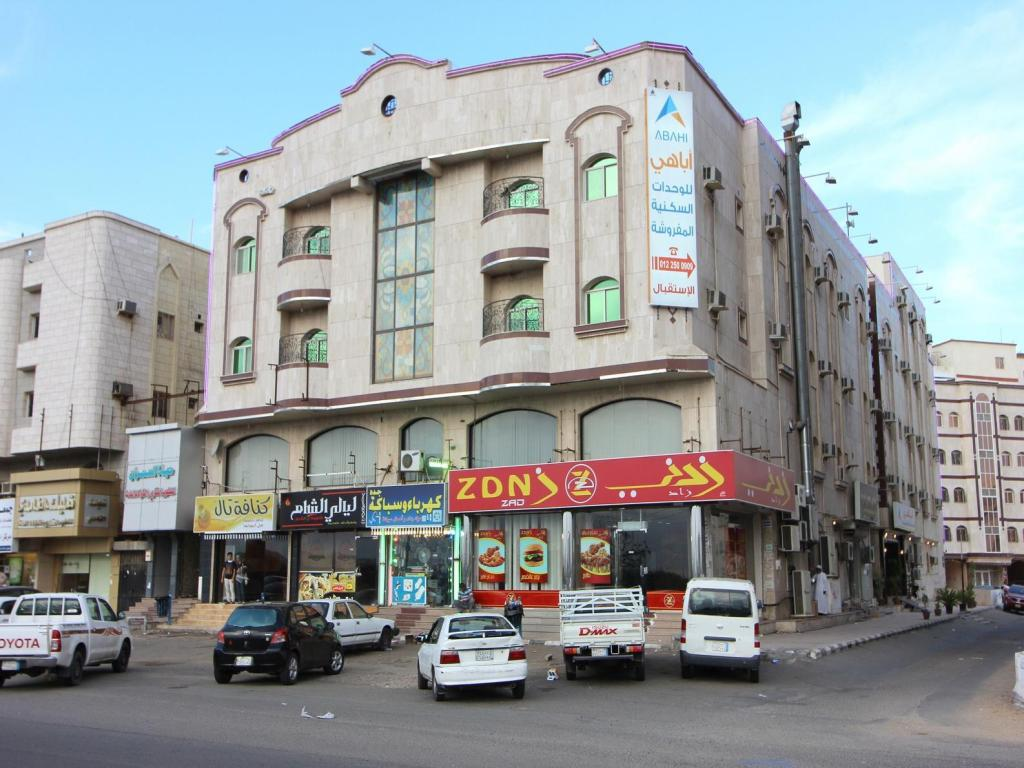 Exterior view Abahi Apartment
