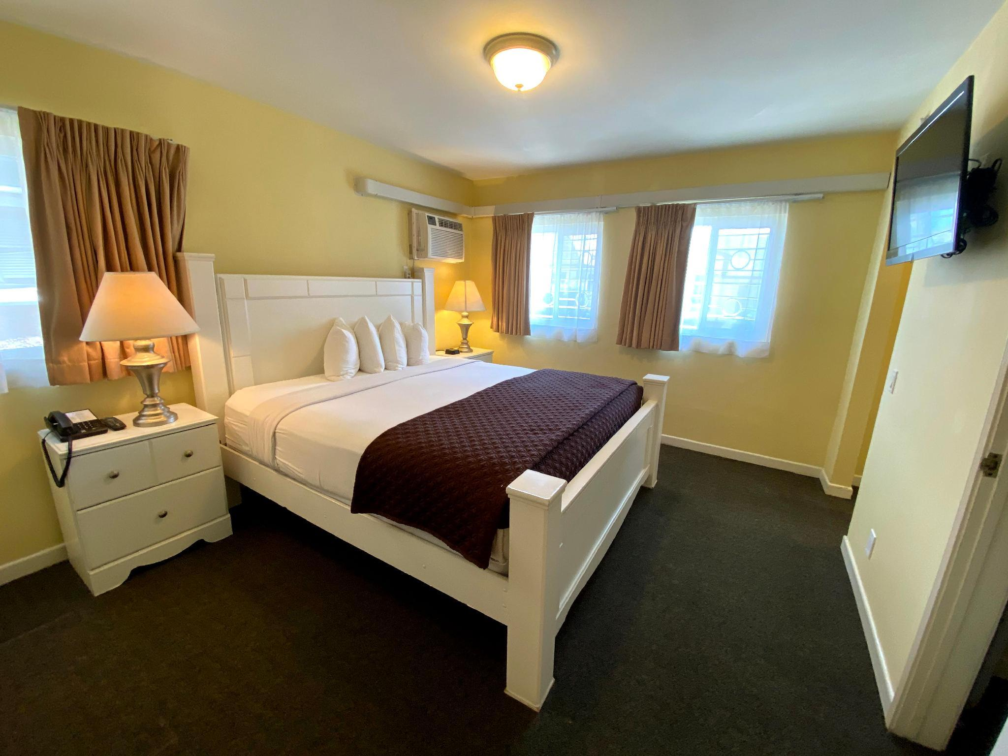 Deluxe Suite with 1 King Bed and Sofa Bed