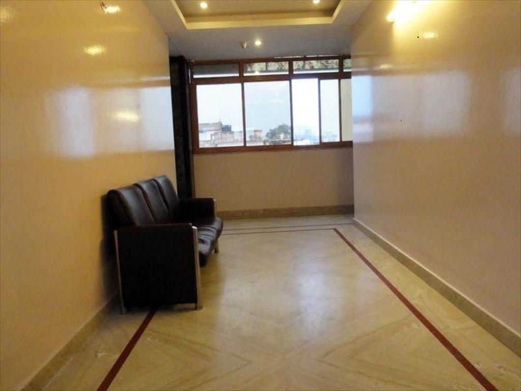 Vista interior Hotel Siddharth Residency