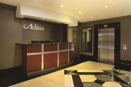 Lobby Adina Serviced Apartments Sydney Martin Place