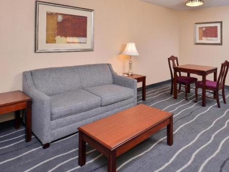 Viesnīcas interjers Best Western Irving Inn and Suites at DFW Airport