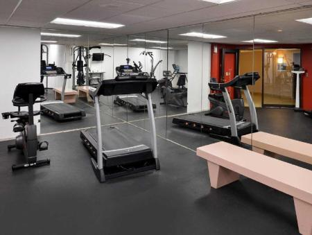 centru de fitness Comfort Inn O'Hare - Convention Center