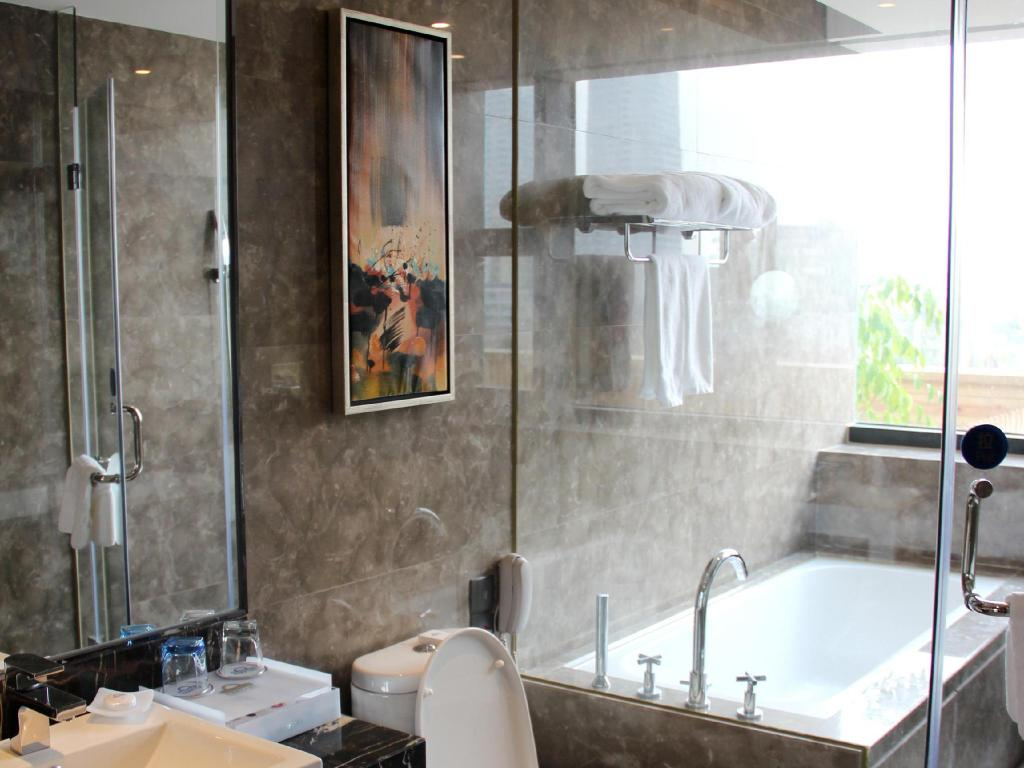 Bathroom Days Hotel Xiamen Junlong