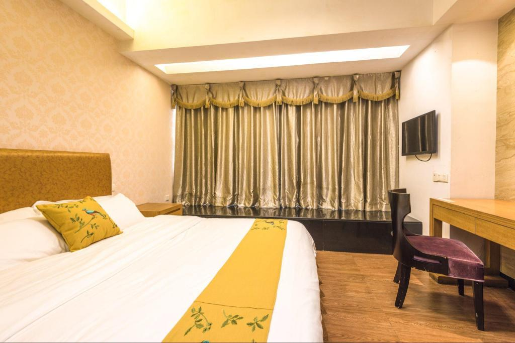 Business Queen Room Orange Guangzhou Grand Continental Service Apartment Branch
