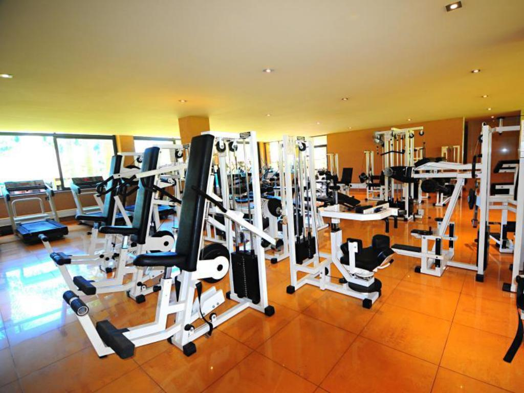 fitnesscenter Speke Resort Munyonyo