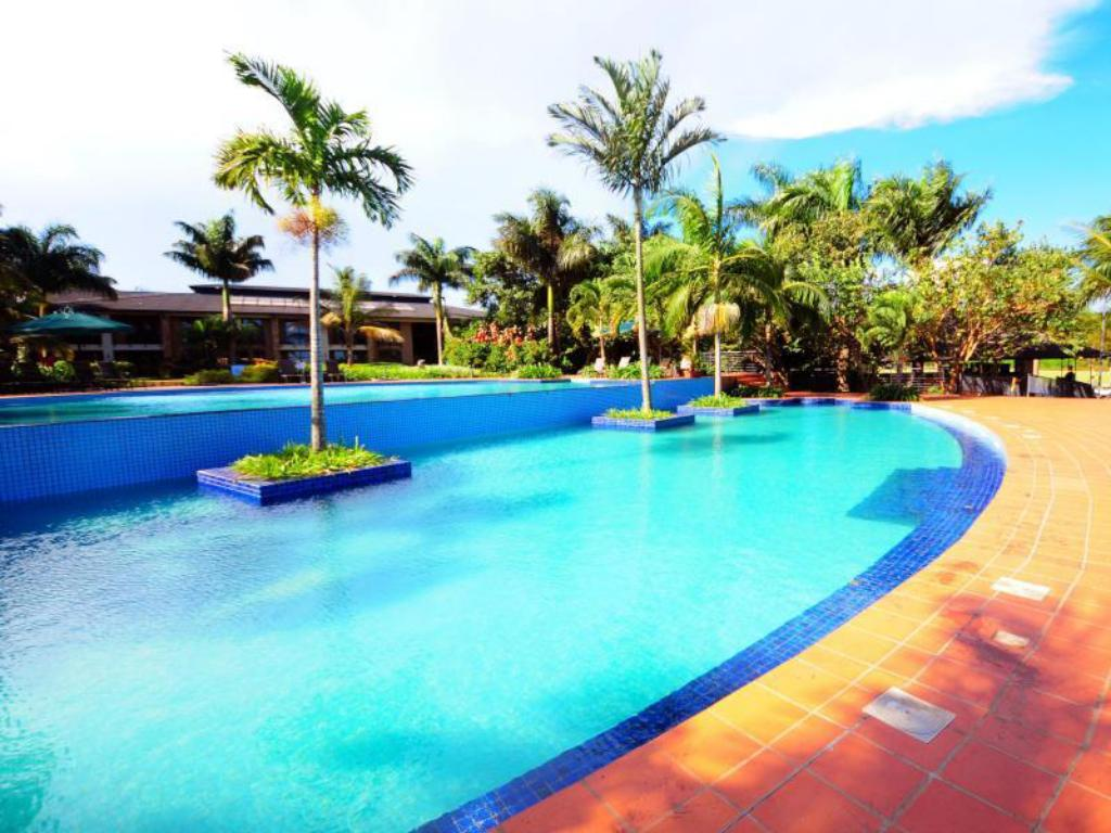 Swimmingpool Speke Resort Munyonyo