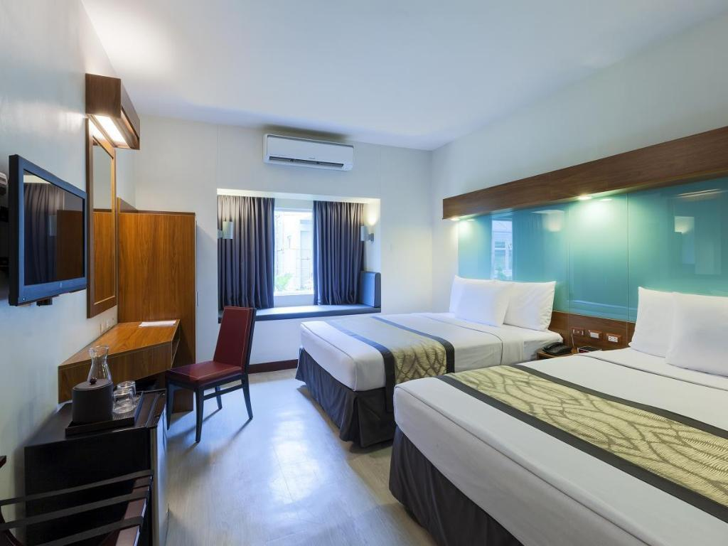 Interior view Microtel by Wyndham UP Technohub