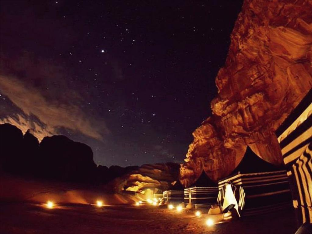 Best Price on Wadi Rum Night Luxury Camp in Wadi Rum + Reviews