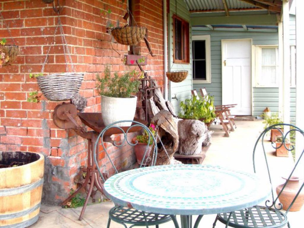 Balcony/terrace Mudgee Bed And Breakfast