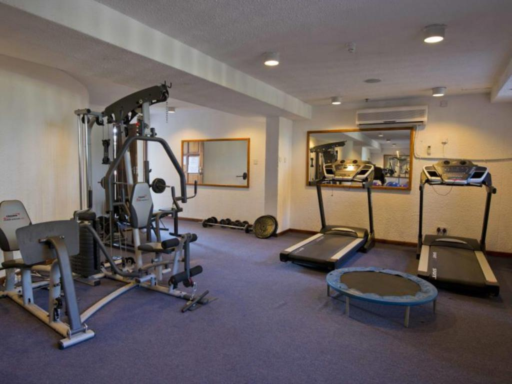 fitness centrum Elephant Hills Resort