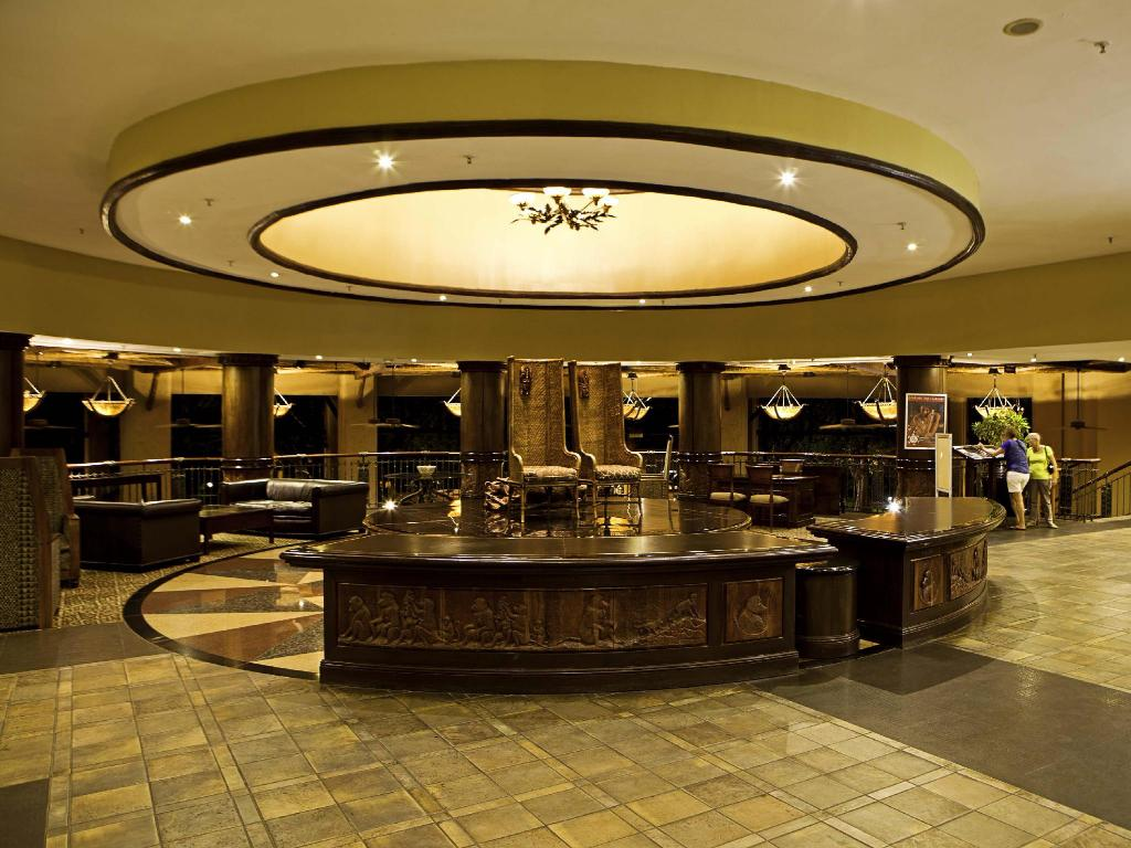 Lobby The Kingdom at Victoria Falls