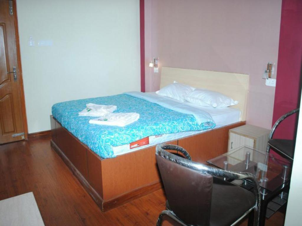 Deluxe Room Hotel Anchorage Inn - Port Blair