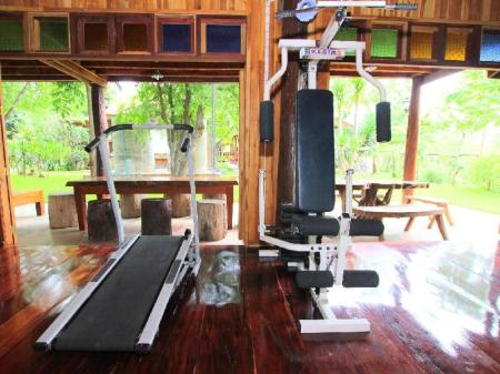 centre de fitness Tamarind Home Resort