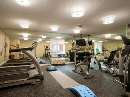 Fitness center Hawthorn Suites by Wyndham Orlando Altamonte Springs