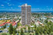 Burleigh Esplanade Beachfront Apartments