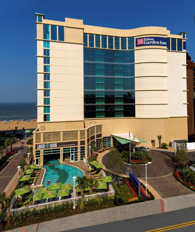 Hilton Garden Inn Virginia Beach Oceanfront Virginia Beach Va