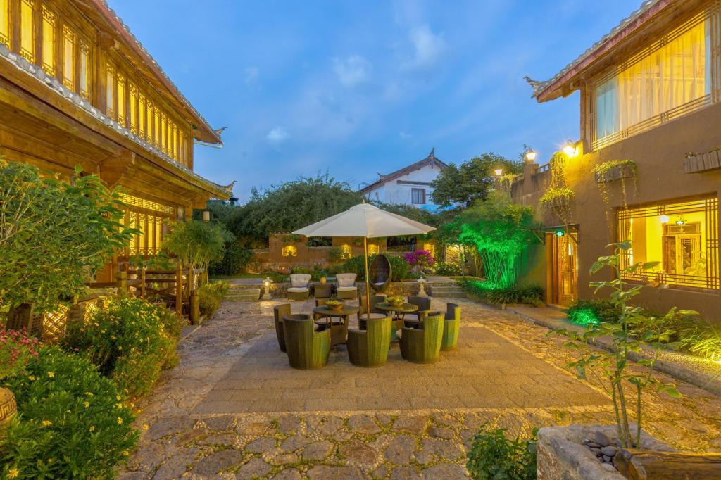 Lijiang E-Outfitting Boutique Hotel