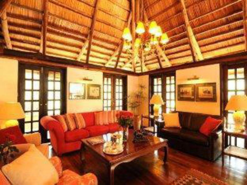 行政酒廊 Finch Hattons Luxury Tented Camp