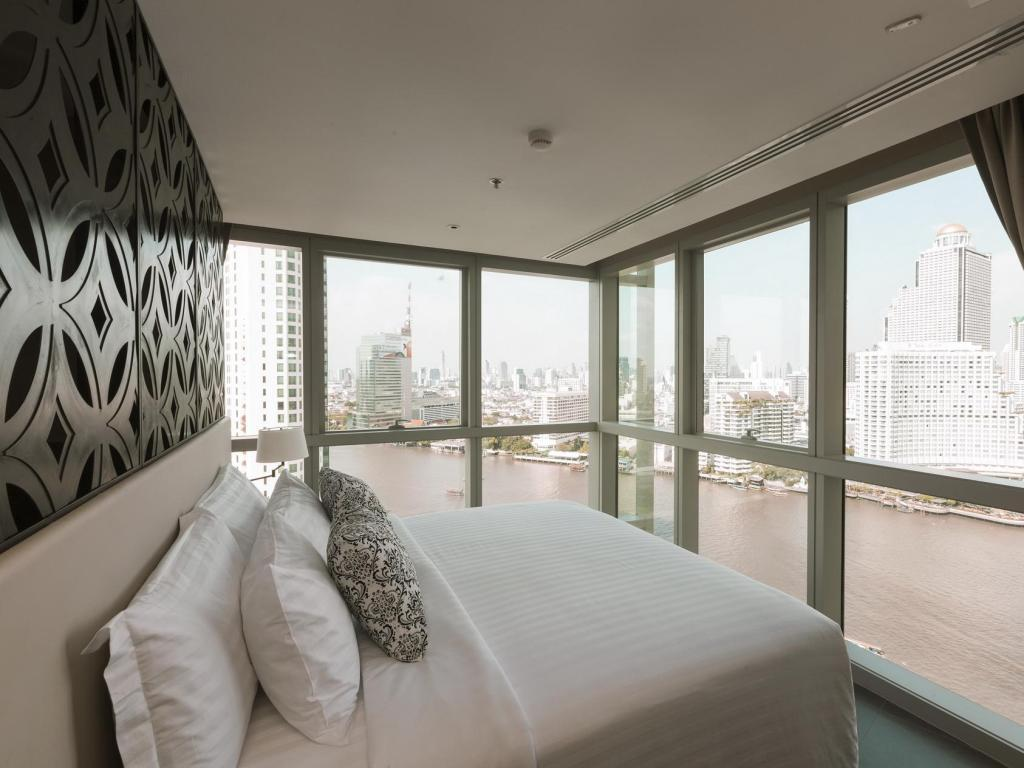 曼谷克拉普松河公寓酒店 (Klapsons The River Residences Bangkok)