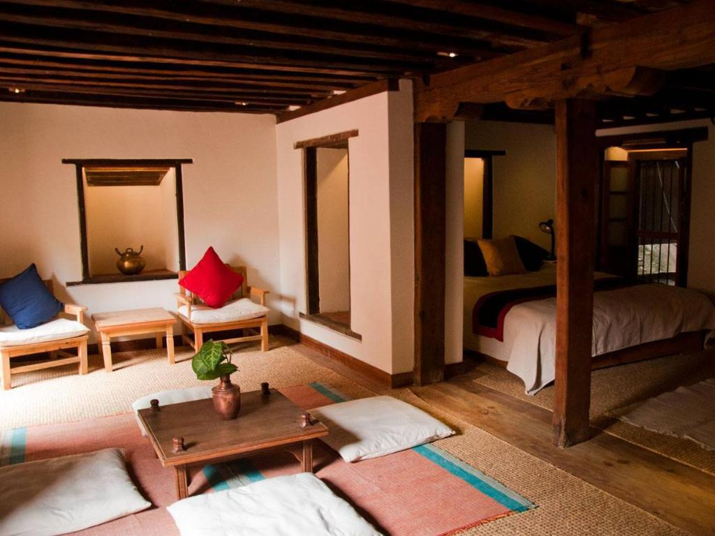 More about The Inn Patan