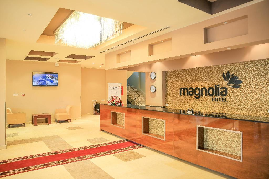 Magnolia hotel and conference center