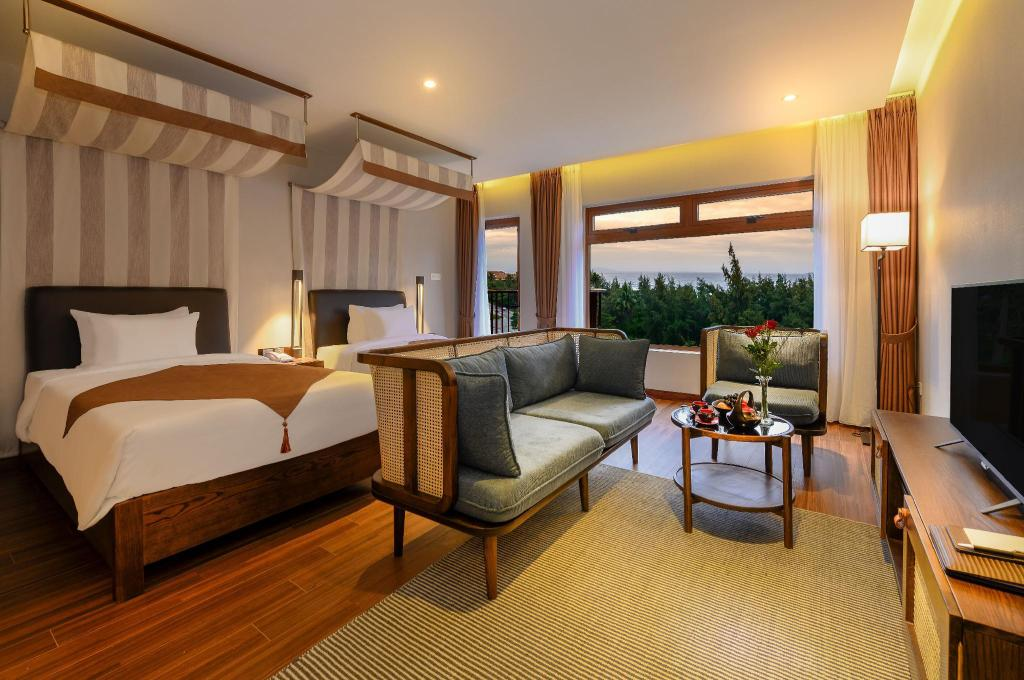 Best Price On The Blossom Hoi An Ocean Front Hotel Spa In