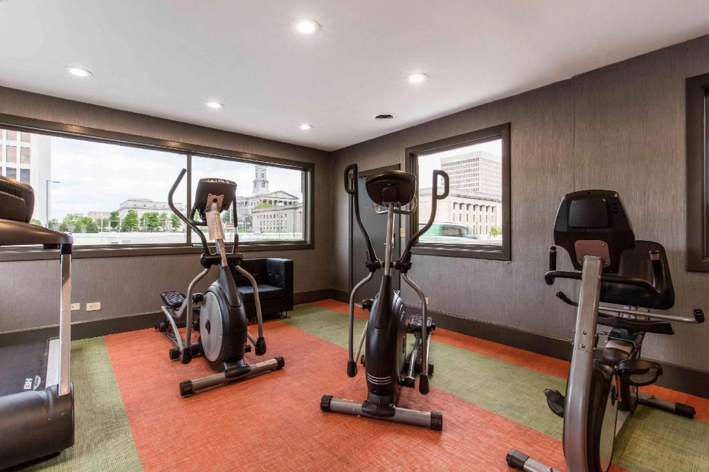 Fitnesa centrs The Capitol Hotel Downtown an Ascend Hotel Collection Member