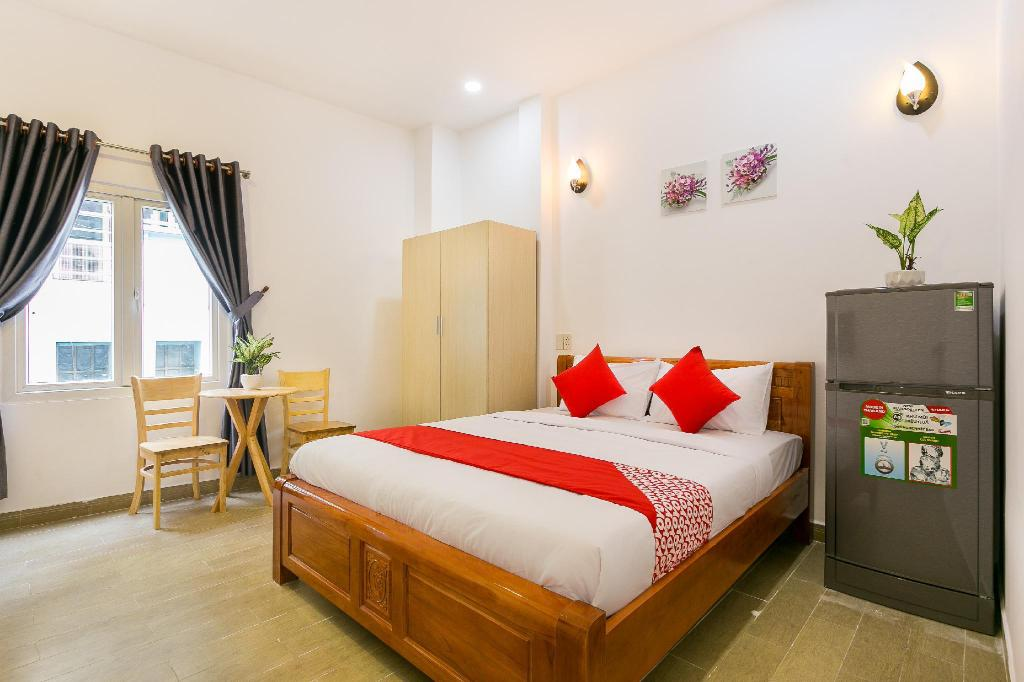 OYO 143 The K9 Central Hotel in Ho Chi Minh City - Room ...