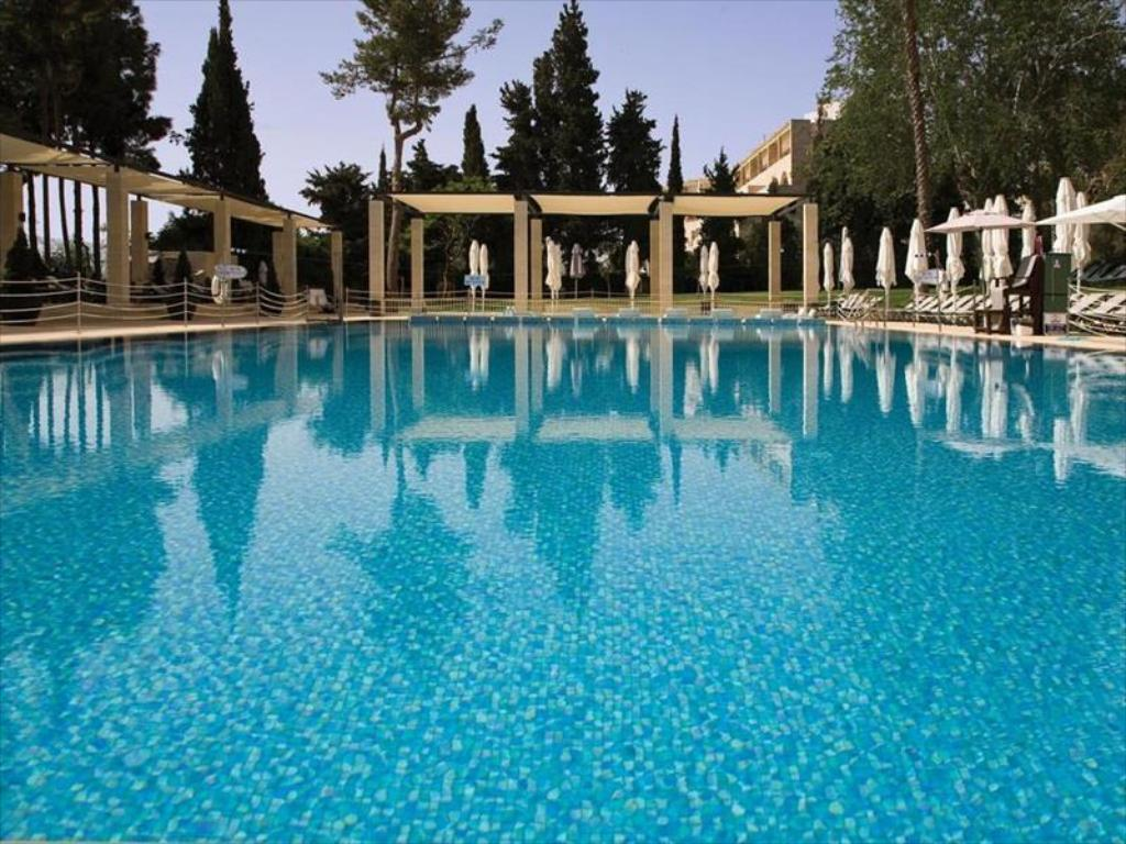 Piscina King David Jerusalem Hotel