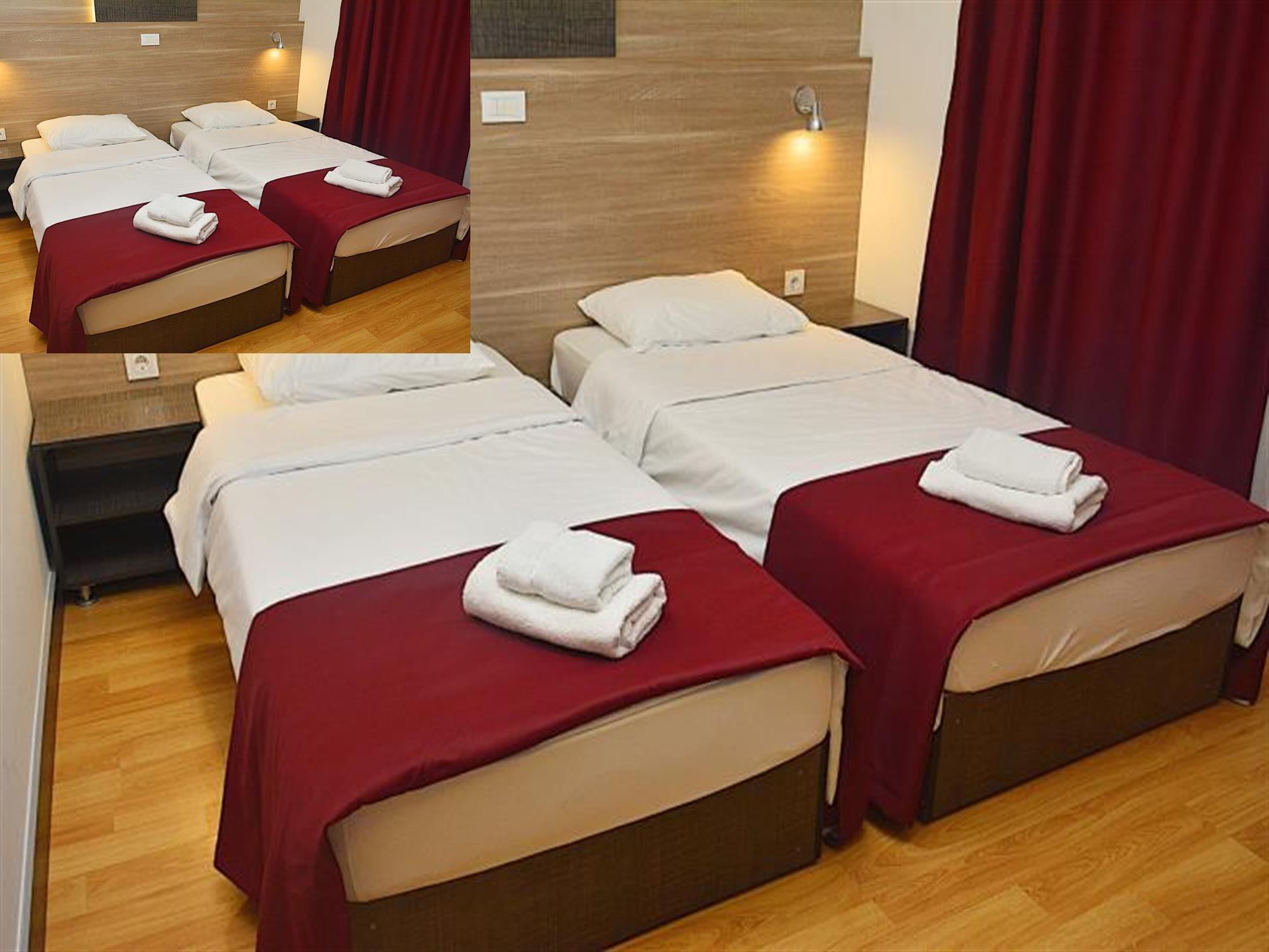 Cameră twin standard cu mic dejun (Standard Twin Room with Breakfast)