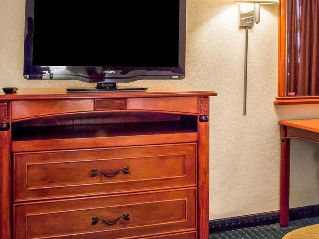 Hotellet indefra Quality Inn Airport Tucson