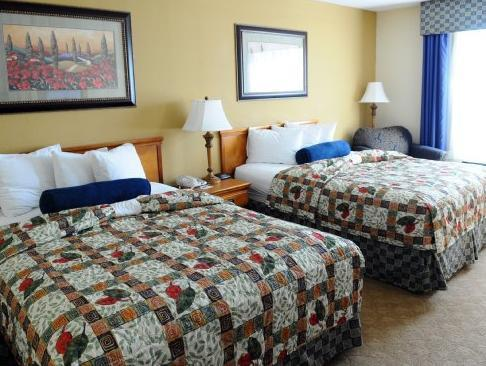 Quarto Queen 2 Camas Queen (Queen Room with Two Queen Beds)