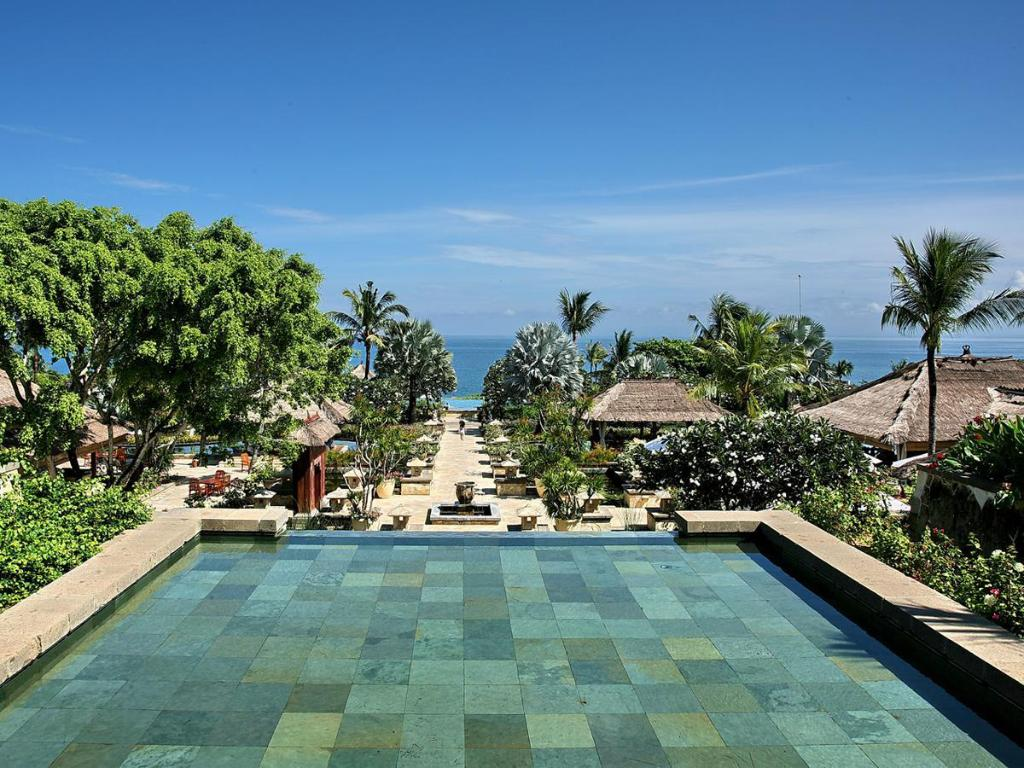 Vstupní hala AYANA Resort and Spa, BALI