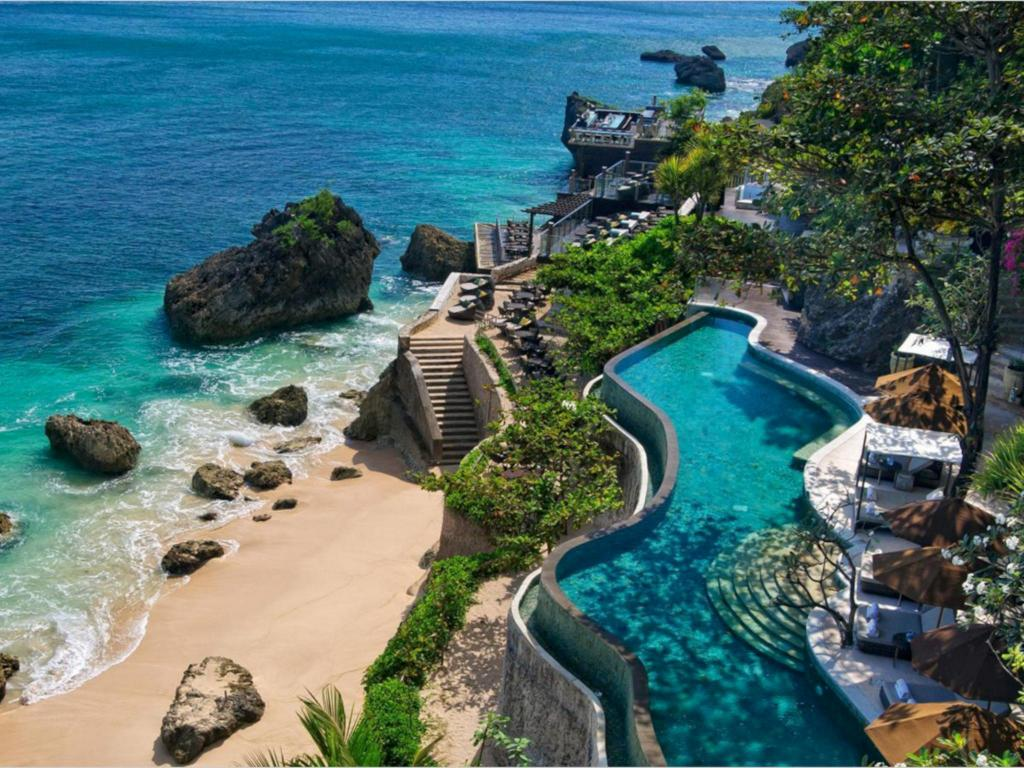 Подробнее о AYANA Resort and Spa, BALI