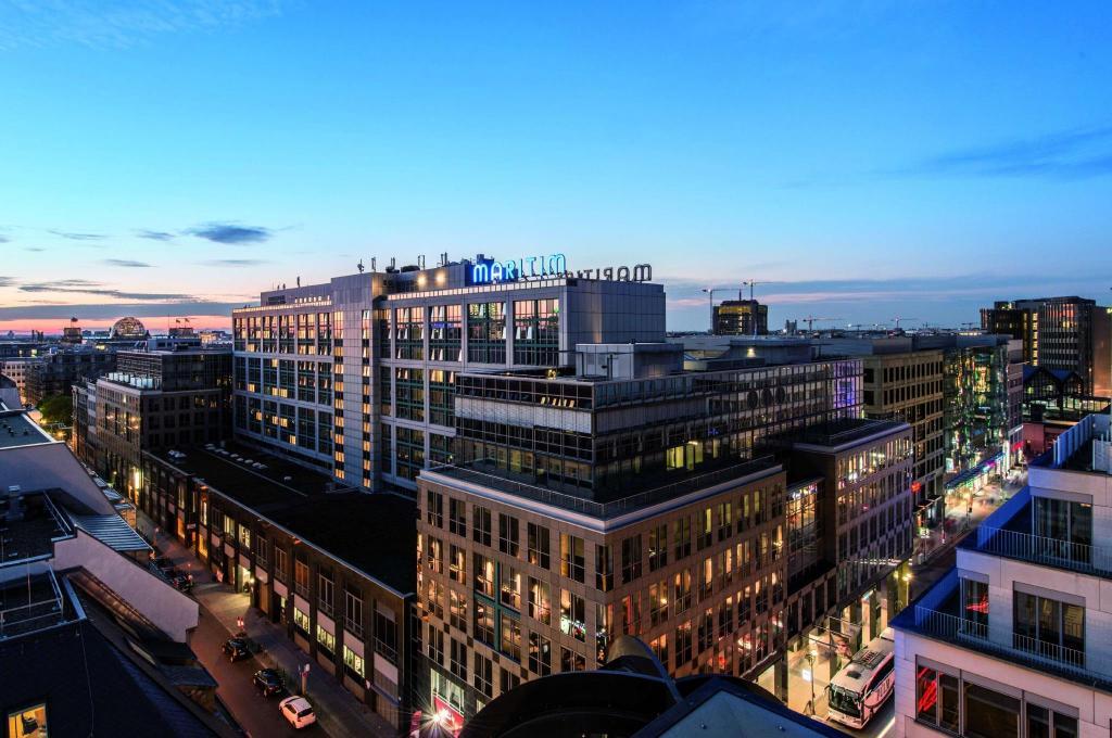 Maritim Proarte Hotel Berlin Germany From 93 Save On Agoda