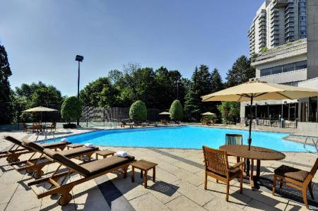 Swimming pool [outdoor] The Westin Prince Toronto