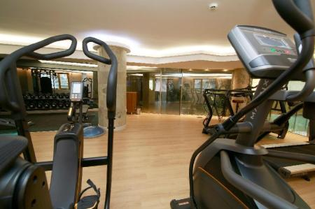Fitness center Tuzla Garden Hotel & Suites