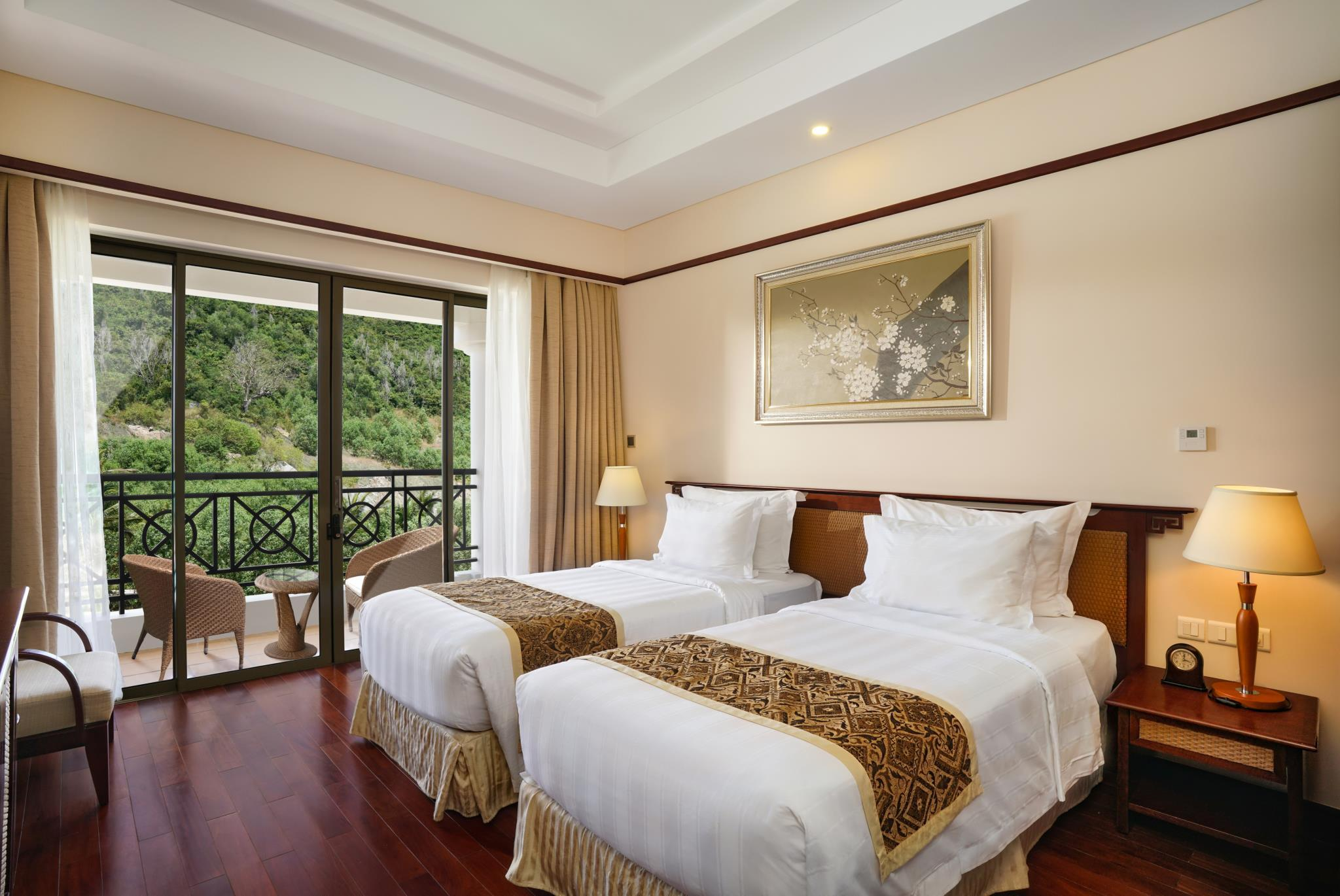 Phòng Deluxe Hai Giường Đơn (Deluxe Twin Room)