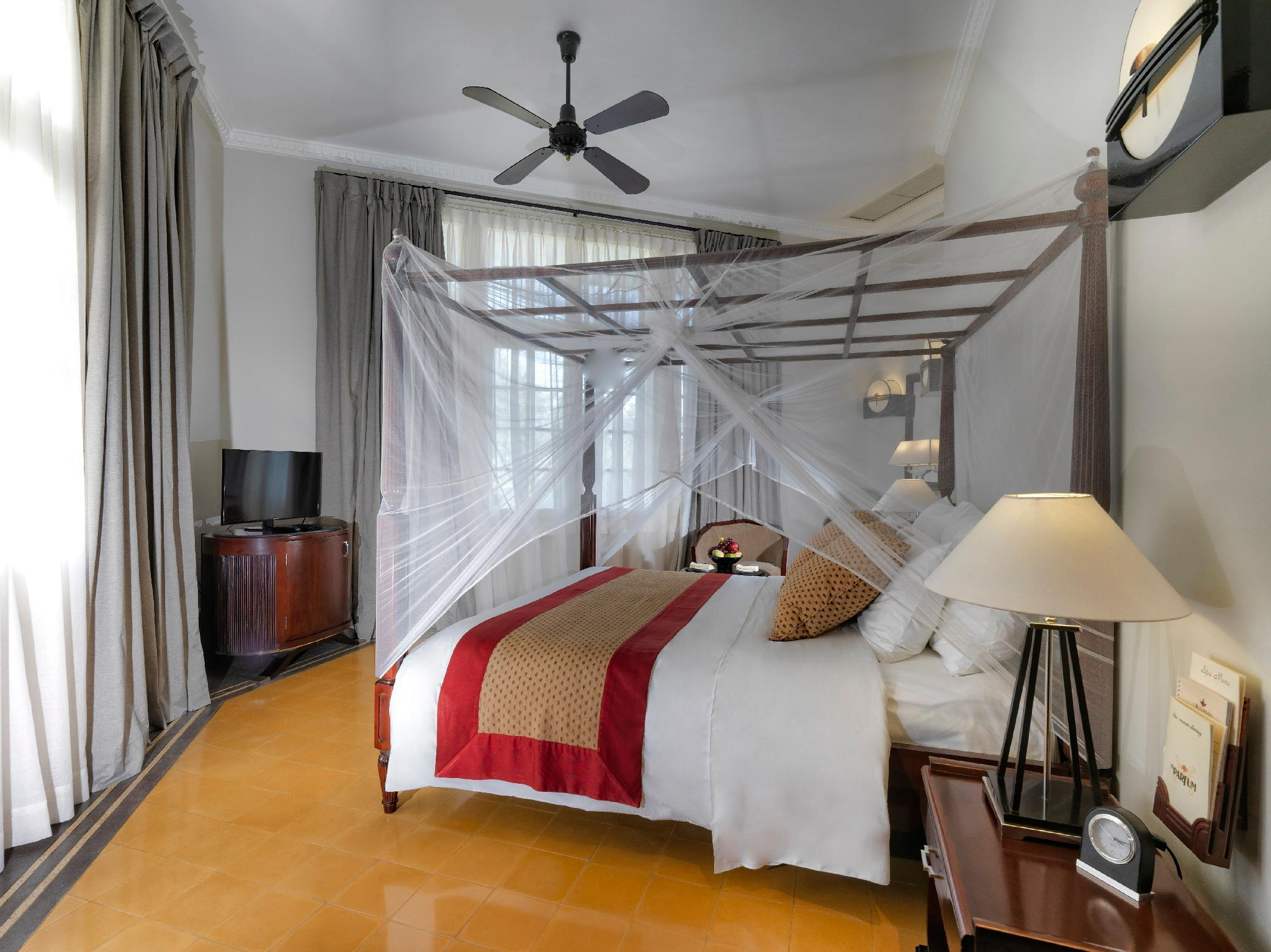 Kamar Colonial Deluxe King (Colonial Deluxe King Room)